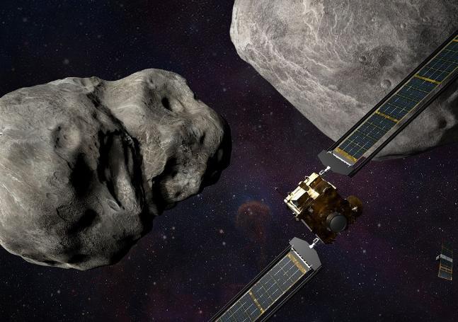 Pela defesa do planeta, Nasa vai interceptar asteroide em 2022
