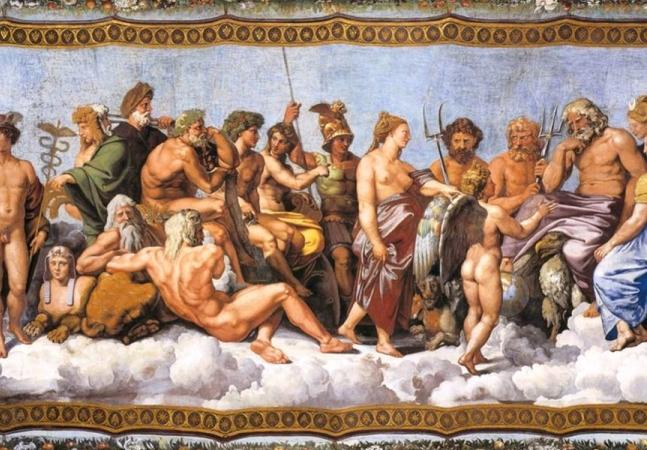 O que é mitologia grega e quais são seus principais deuses