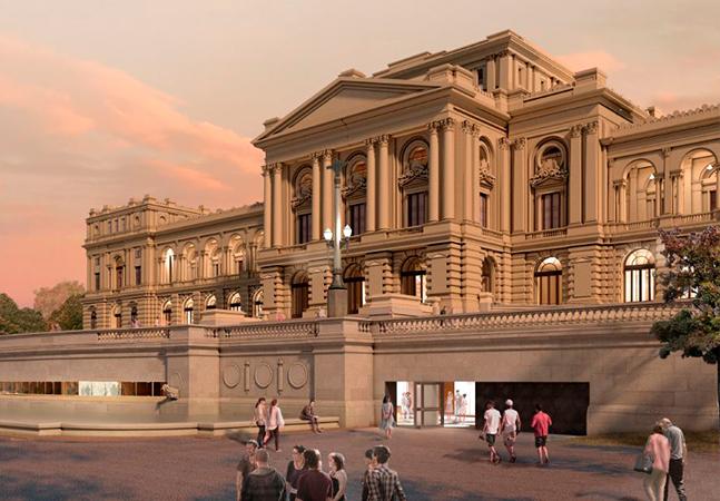 Museu do Ipiranga: cursos explicam as exposições e as pesquisas para reinauguração em 2022