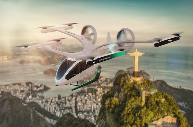Os testes do modelo serão feitos com helicópteros semelhantes