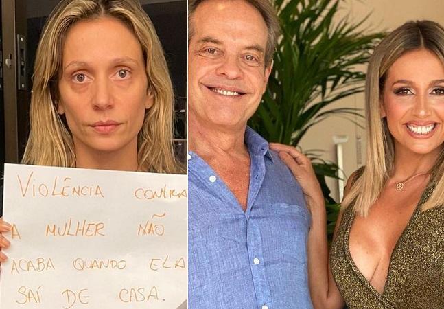 Medo de sair na rua: Luisa Mell acusa ex-marido de violência psicológica e ameaças