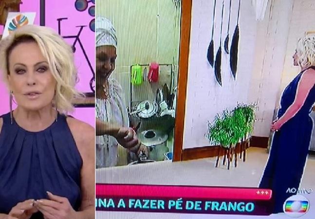 Ana Maria Braga, pé de frango e glamourização da pobreza: relembre polêmicas envolvendo apresentadora