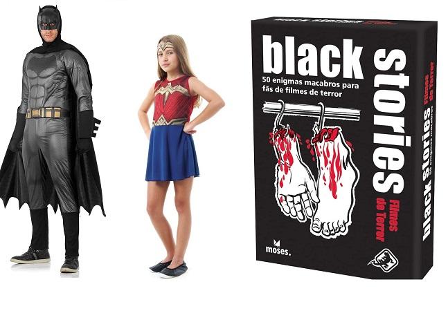 Halloween: 12 ofertas imperdíveis da Amazon no Dia das Bruxas