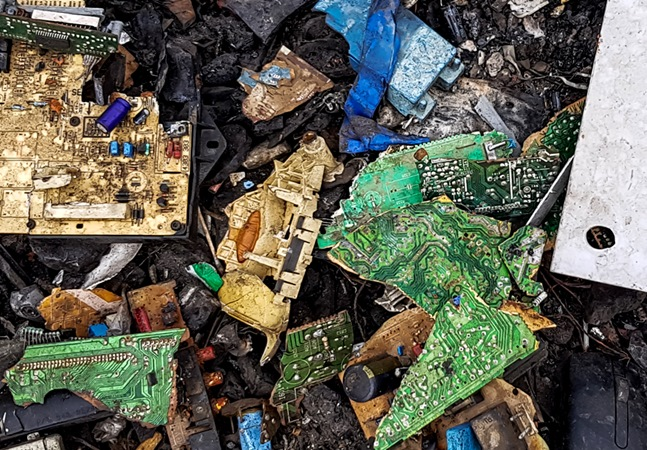 Brasil recicla menos de 3% do lixo eletrônico, aponta levantamento