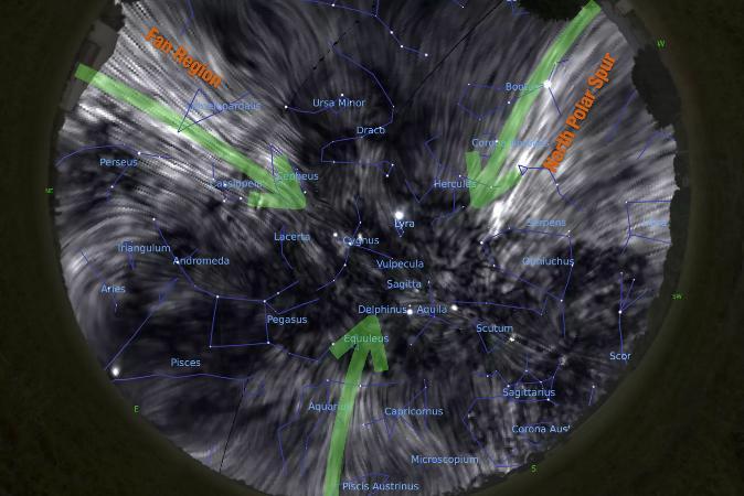 O túnel magnético que pode estar cercando o sistema solar, segundo cientistas