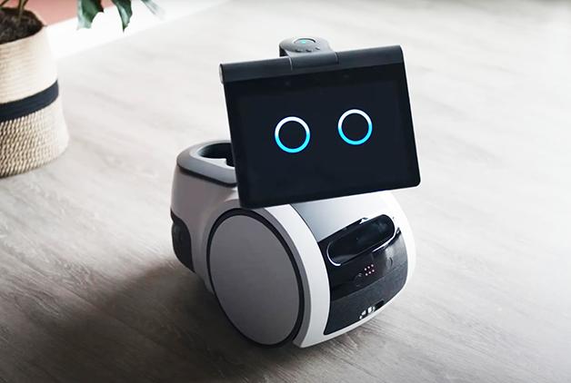 O Astro é o primeiro robô para uso doméstico da Amazon