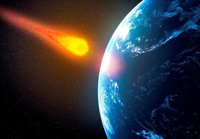 O que são asteroides e qual deles é o mais perigoso para a vida na Terra