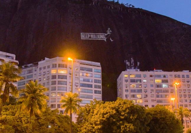 Keep Walking: Rio entra na rota da campanha global de Johnnie Walker pelo progresso coletivo