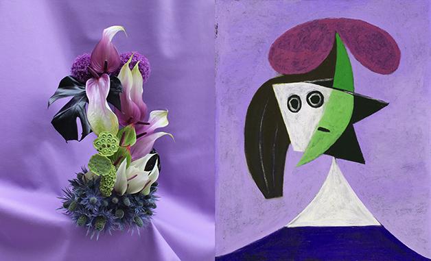 """""""Woman in hat (Olga)"""", de Pablo Picasso (1935)"""
