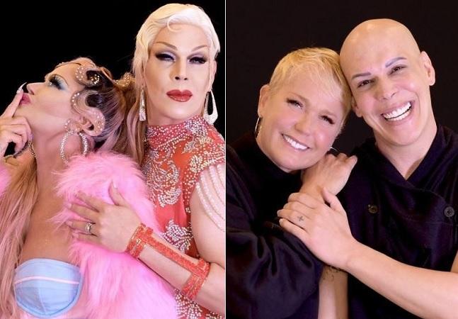 RuPaul's que nada: Xuxa vai apresentar novo reality de drags da Amazon