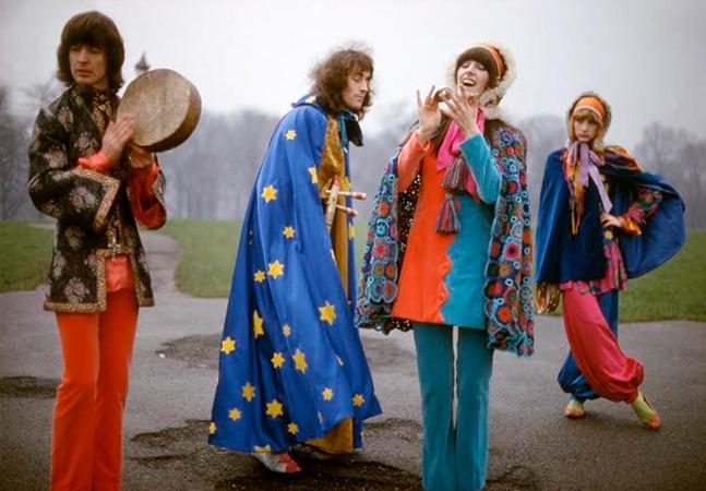 The Fool: o coletivo de artistas e designers místicos que levou os Beatles para o estilo psicodélico