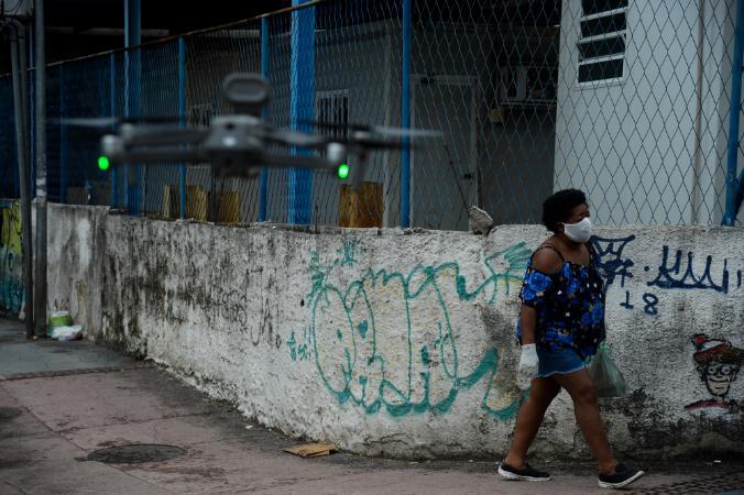 Pesquisa traz panorama do impacto do coronavírus em 3 grandes favelas do Rio